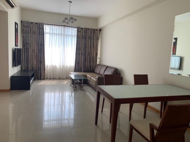 Căn hộ 2 phòng ngủ Saigon Pearl tầng 29, đầy đủ nội thất.