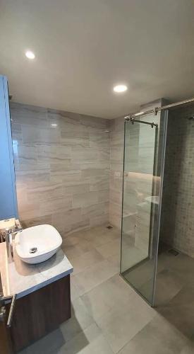 Toilet Căn hộ KINGDOM 101 Bán căn hộ Kingdom 101 Quận 10, diện tích 77.3m2 - 3 phòng ngủ, không có nội thất