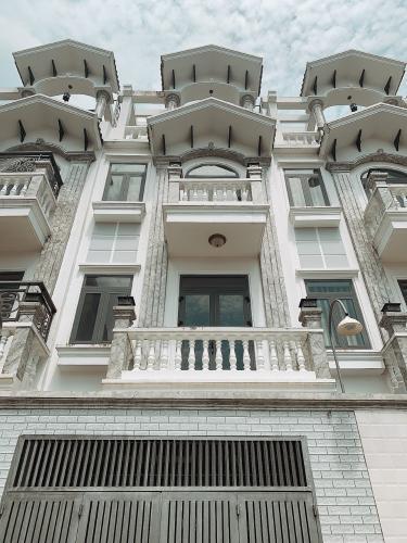 Nhà phố đường Phạm Văn Chiêu diện tích đất 4.2m x12m, pháp lý rõ ràng