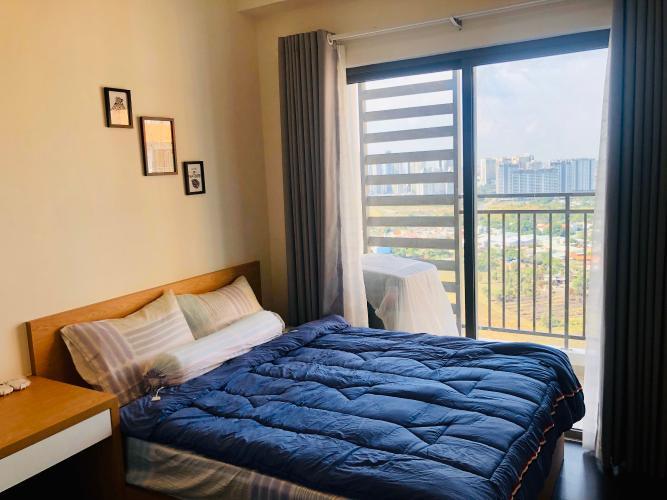 Phòng ngủ The Sun Avenue Quận 2 Căn hộ The Sun Avenue tầng cao, nội thất đầy đủ.