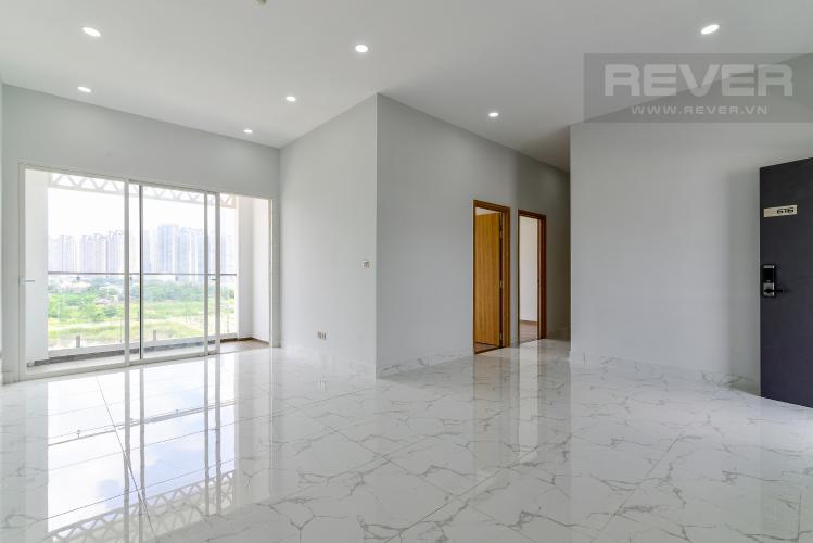 Phòng Khách Cho thuê căn hộ Thủ Thiêm Lakeview 3PN, tầng trung, diện tích 102m2, view Landmark 81