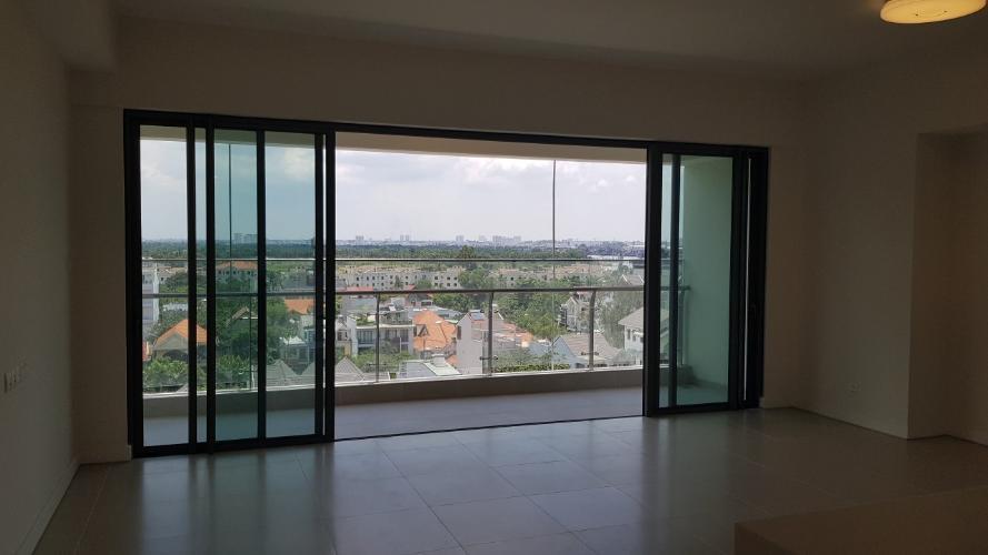 Căn hộ Gateway Thảo Điền tầng trung, nội thất cơ bản.