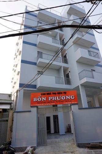 Nhà phố 6 tầng diện tích đất 332m2, thích hợp kinh doanh phòng trọ.