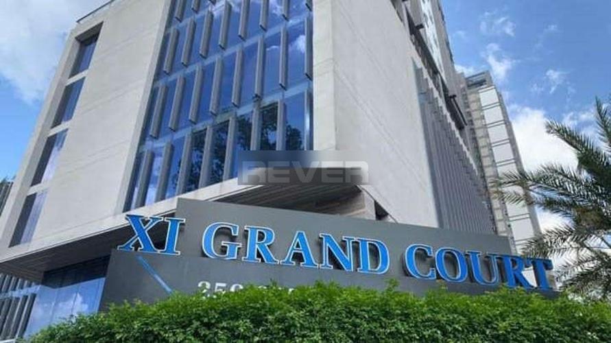 Xi Grand Court Quận 10 Căn hộ Xi Grand Court đầy đủ nội thất, view thành phố.