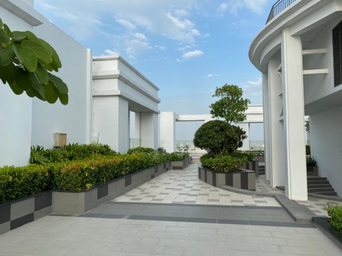 Tiện ích Saigon Royal, Quận 4 Căn hộ Saigon Royal tầng cao view Bitexco, nội thất đầy đủ.
