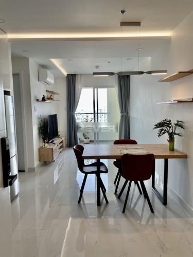 Căn hộ tầng 19 Terra Royal hướng Tây Nam 2 phòng ngủ, đầy đủ nội thất.