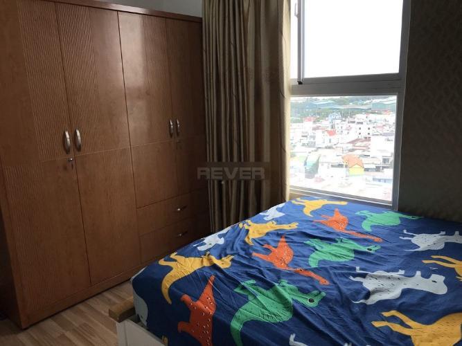 Phòng ngủ căn hộ Citihome, Quận 2 Căn hộ CitiHome tầng 15 thoáng mát, đầy đủ nội thất.