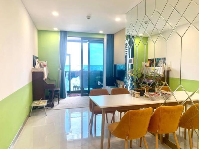 Căn hộ tầng 26 Sunwah Pearl nội thất đầy đủ