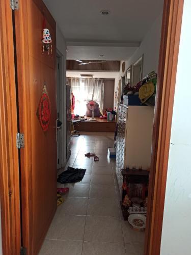 Phòng khách Ehome 3, Bình Tân Căn hộ Ehome 3 đầy đủ nội thất, ban công hướng Tây.