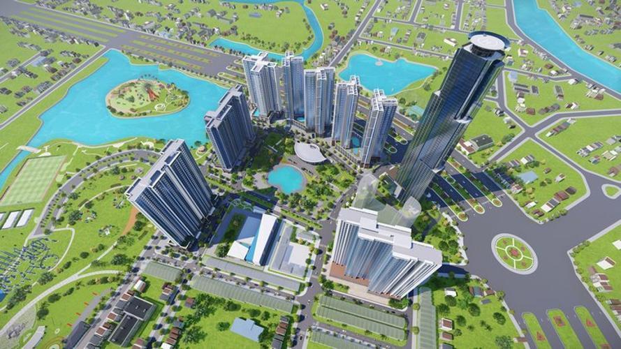 căn hộ Eco Green Saigon Căn hộ Eco Green Saigon đầy đủ nội thất, view Bitexco Quận 1.