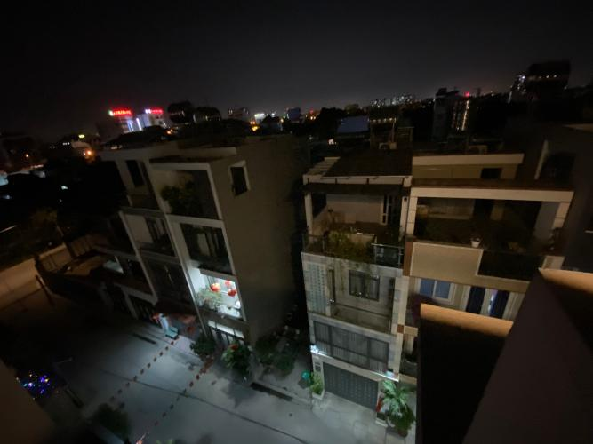Nhà phô Thạnh Lộc 8, Quận 12 Nhà phố hướng Nam, hẻm xe hơi rộng rãi, diện tích 200m2.