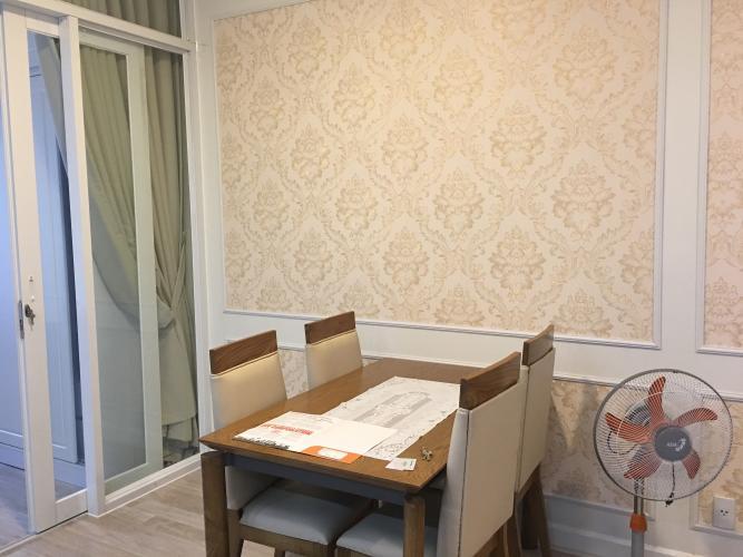 Nội thất căn hộ Lexington Residence, Quận 2 Căn hộ Lexington Residence 2 phòng ngủ, bàn giao đầy đủ nội thất.