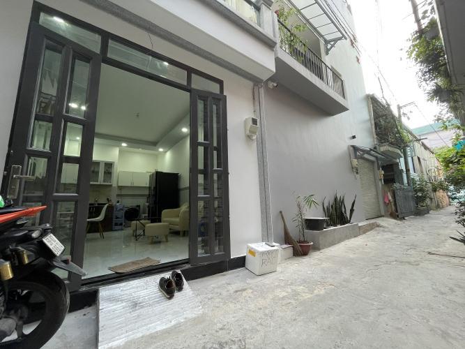 Nhà phố Q.Tân Bình diện tích sử dụng 54.4m2, sổ hồng pháp lý rõ ràng.