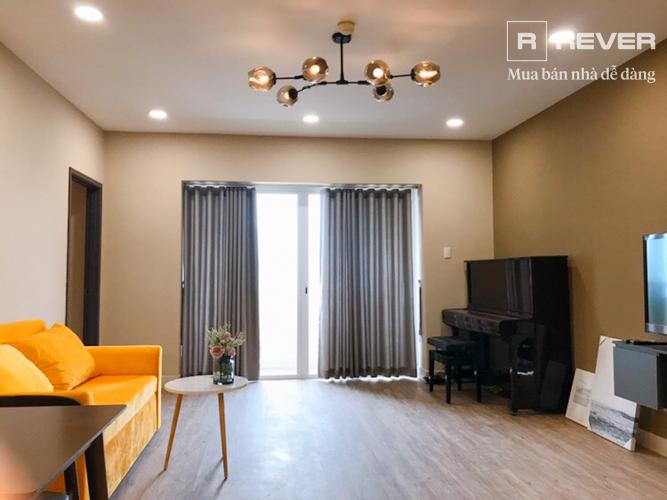 Cho Thuê căn hộ chung cư Hùng Vương 3PN, tầng 17, đầy đủ nội thất, ban công hướng Bắc
