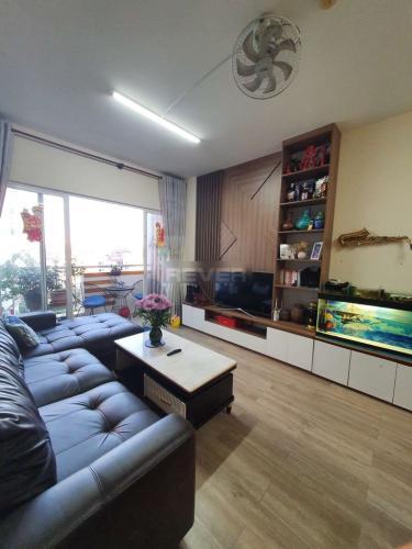 Căn hộ An Viên Apartment đầy đủ nội thất, hướng Đông.