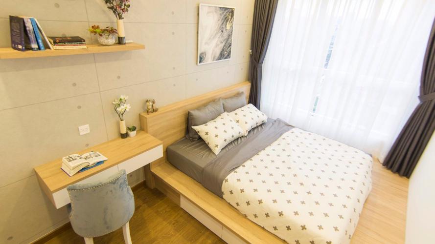 Phòng ngủ Sunrise Cityview, Quận 7 Căn hộ Sunrise City View tầng trung, ban công hướng Đông.