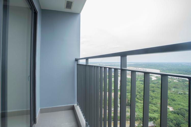Ban công căn hộ Vinhomes Grand Park Căn hộ Vinhome Grand Park diện tích 59m2, thiết kế sang trọng