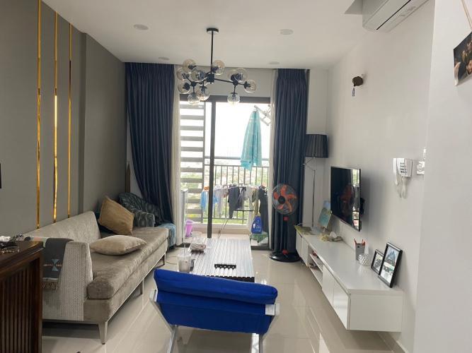 phòng khách căn hộ The Sun Avenue Căn hộ 1 phòng ngủ siêu đẹp The Sun Avenue, nội thất sang trọng