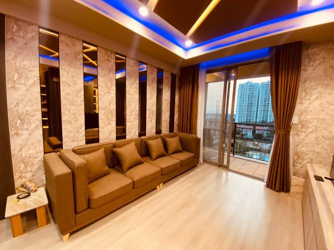 Nội thất Saigon South Residence   Căn hộ Saigon South Residence tầng thấp, đầy đủ nội thất