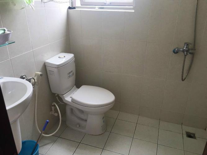 Phòng tắm nhà phố Quận Gò Vấp Nhà phố mặt tiền đường Tân Sơn Q.Gò Vấp hướng diện tích đất 59.8m2.