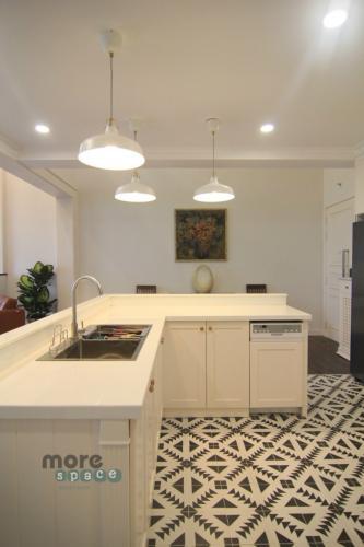 Căn hộ Duplex Vista Verde, quận 2 Duplex Vista Verde căn góc hương Đông Nam, nội thất nhập khẩu 5 sao