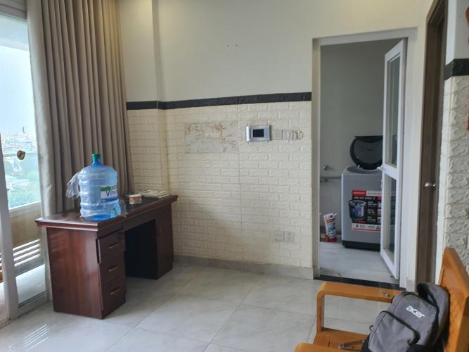 Căn hộ tầng 8 Sunny Plaza cửa hướng Nam, đầy đủ nội thất.