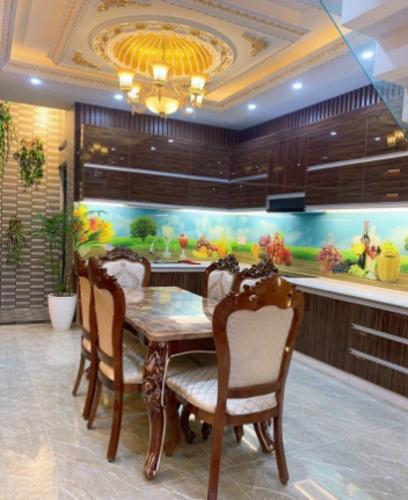 Phòng bếp nhà phố Quận Gò Vấp Nhà hẻm xe hơi Q.Gò Vấp diện tích sử dụng 205.7m2, sổ hồng riêng.