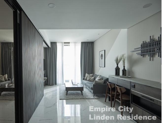 Căn hộ Empire City, Quận 2 Căn hộ Empire City tầng cao, view sông và Bitexco tuyệt đẹp.