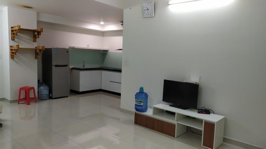 Căn hộ Dream Home Luxury tầng 11 bàn giao nội thất cơ bản.