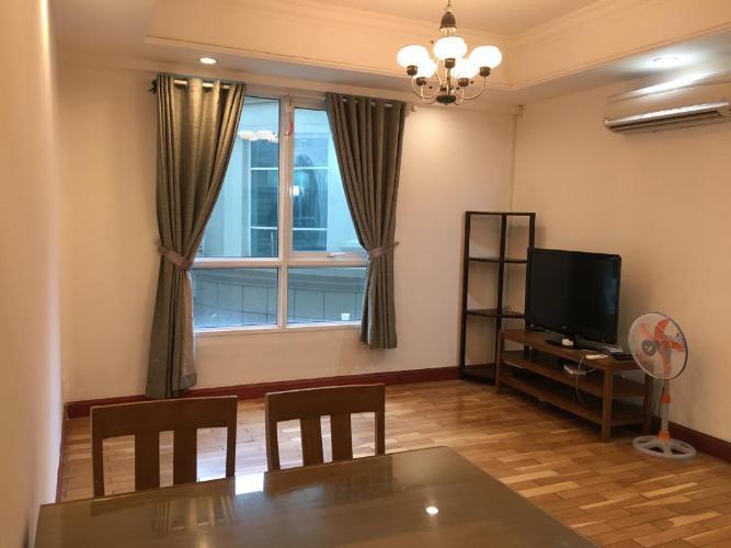 Bán căn hộ cao cấp The Manor đầy đủ nội thất kèm sàn gỗ.