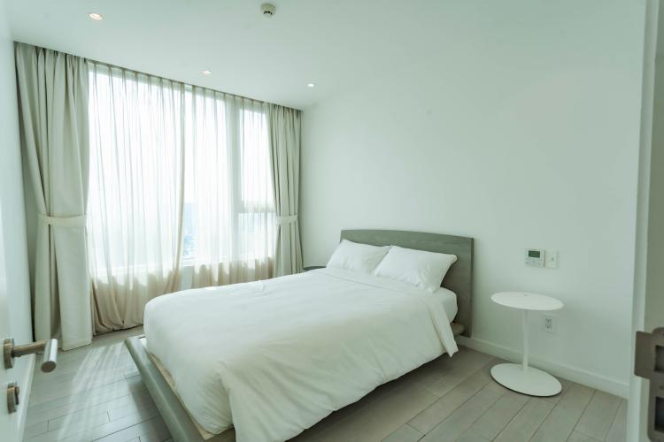 Phòng ngủ , Căn hộ Léman Luxury Apartment , Quận 3 Căn hộ Léman Luxury Apartments ban công hướng Đông Nam, đầy đủ nội thất.