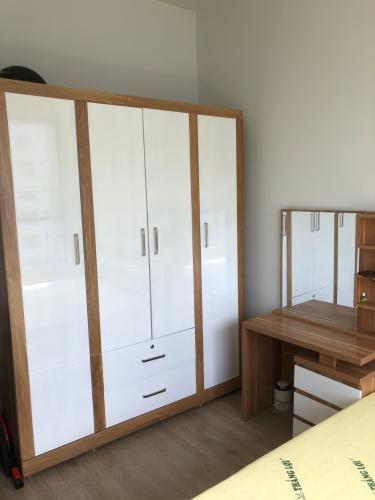 Phòng ngủ Celadon City, Tân Phú Căn hộ tầng trung Celadon City nội thất cơ bản,