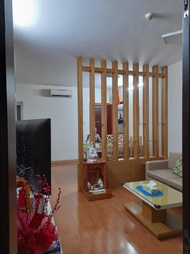 Căn hộ tầng 3 Him Lam Nam Khánh diện tích 80m2, đầy đủ nội thất.