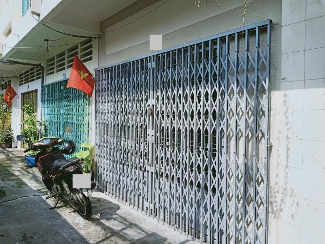 Hẻm nhà phố Nguyễn Trãi, Quận 1 Nhà phố hướng Đông Nam, trung tâm thành phố sầm uất.