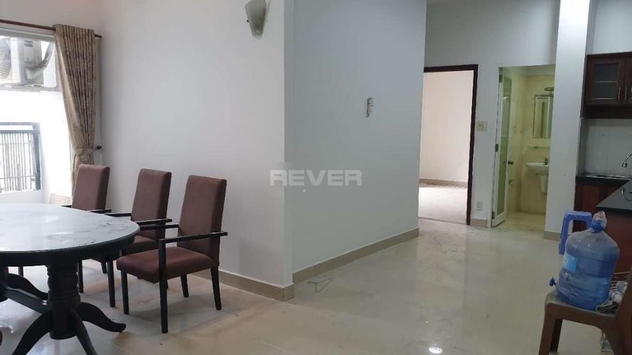 Căn hộ chung cư Sao Mai hướng Tây Bắc, nội thất cơ bản.