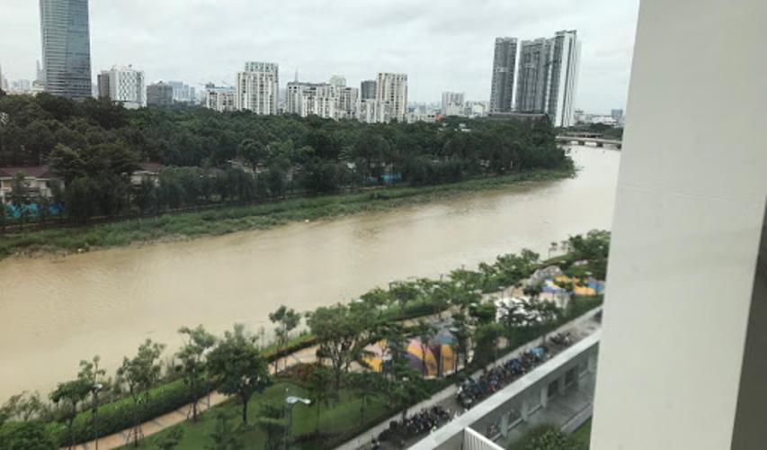 View Phú Mỹ Hưng Midtown Căn hộ Phú Mỹ Hưng Midtown đầy đủ nội thất, view sông thơ mộng.