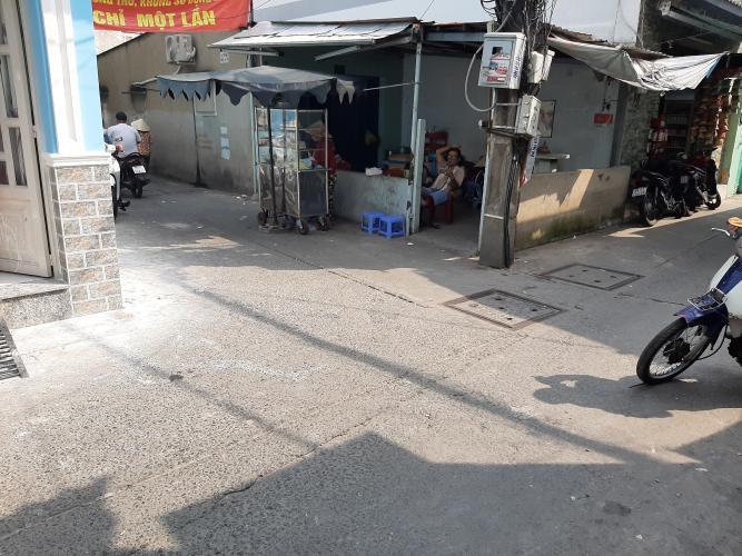 Nhà phố quận 4 Bán nhà phố đường Tôn Đản phường 10 quận 4, diện tích đất 14.2m2