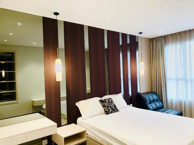 Phòng ngủ Vista Verde, Quận 2 Căn hộ Vista Verde tầng cao, view thành phố tuyệt đẹp.