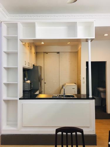 Phòng bếp chung cư Phan Xích Long, Phú Nhuận Căn hộ chung cư Phan Xích Long hướng Đông Nam, đầy đủ nội thất.