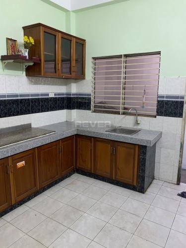 Phòng bếp nhà Bình Thạnh Nhà phố Bình Thạnh diện tích sử dụng 126m2, cửa chính hướng Tây Bắc.