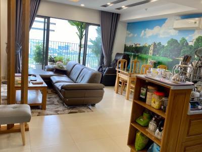 Căn hộ Masteri Thảo Điền đầy đủ nội thất, tiện ích cao cấp.