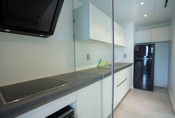 Phòng bếp , Căn hộ Léman Luxury Apartment , Quận 3 Căn hộ Léman Luxury Apartment tầng 10 view thoáng mát, đầy đủ nội thất.