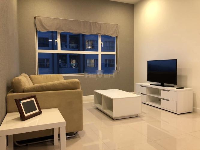 Phòng khách căn hộ Sunrise City Căn hộ Sunrise City tầng 30 view thành phố và hồ bơi nội khu,
