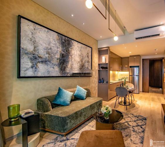 Căn hộ Masteri Centre Point thiết kế hiện đại, tiện ích đầy đủ.
