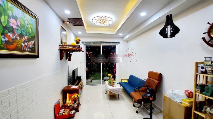 Phòng khách RichStar, Tân Phú Căn hộ RichStar tầng cao, ban công hướng Đông.