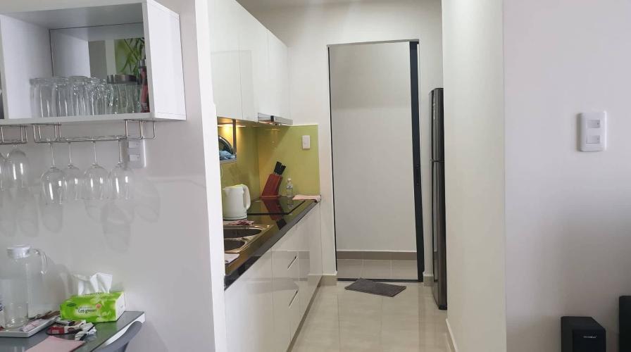 Phòng bếp Cetana Thủ Thiêm, Quận 2 Căn hộ Centana Thủ Thiêm đầy đủ nội thất, hướng Tây Nam.