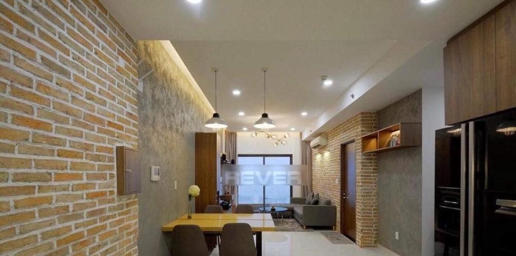 Phòng khách The EverRich Infinity, Quận 5 Căn hộ The EverRich Infinity tầng cao, ban công hướng Tây.