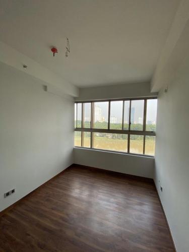 Phòng ngủ căn hộ Midtown Căn hộ Phú Mỹ Hưng Midtown nội thất cơ bản, view sông thoáng đãng.