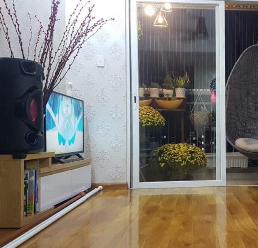Căn hộ Ehome 3 tầng 5 cửa hướng Nam view thoáng mát, đầy đủ nội thất.