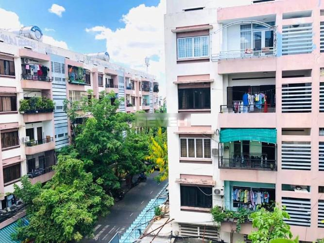 Tani Building Sơn Kỳ 1, Tân Phú Căn hộ Tani Building Sơn Kỳ 1 view nội khu, ban công Đông Bắc.
